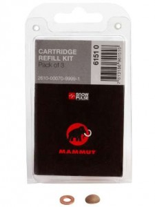 Mammut  CARTRIDGE REFILL KIT (Pack of 3)