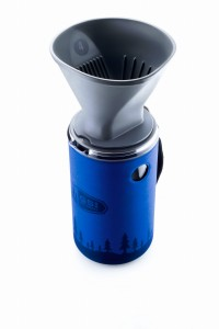 Kubek i zaparzacz 30 OZ JAVA PRESS BLUE GSI OUTDOORS