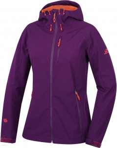Kurtka Hannah Casia jacket Grape royale