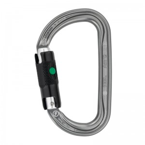 Karabinek PETZL Am'D Ball-Lock M34A BL