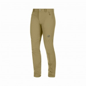 Mammut Spodnie Hiking Pants Men olive