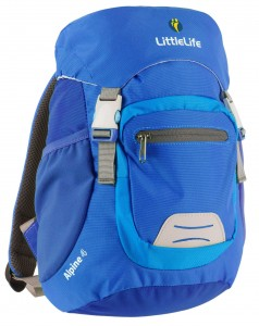 Plecak LittleLife Alpine 4 Kids Blue