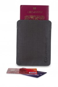 Passport Wallet RFID portfel