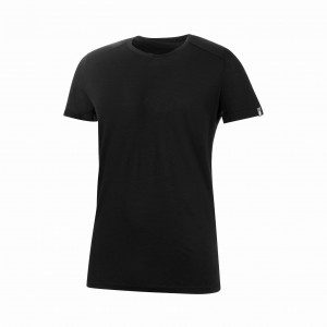 Koszulka MAMMUT Alvra T-Shirt Men Black