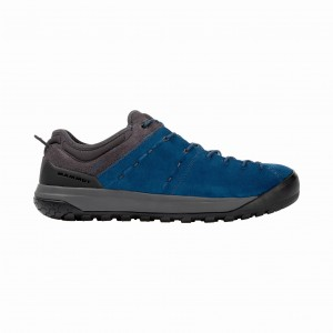 Buty MAMMUT  Hueco Low GORE-TEX Men Dark Surf-Dark Titanium