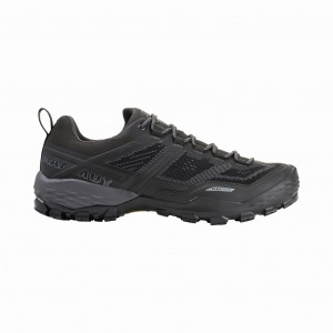 Buty MAMMUT Ducan Low GORE-TEX® Men Black-Dark Titanium