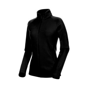 BLUZA POLAR ACONCAGUA ML JACKET WOMEN black