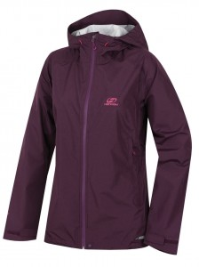 Hannah Kurtka Hutson jacket Deep purple