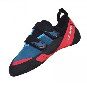 Buty ClimbX Red Point Strap