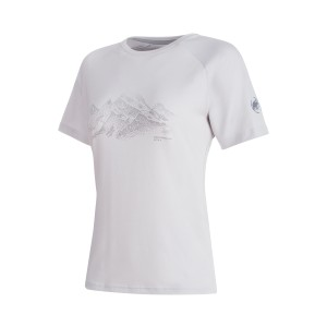 Koszulka MAMMUT T-Shirt  Mountain Women marble