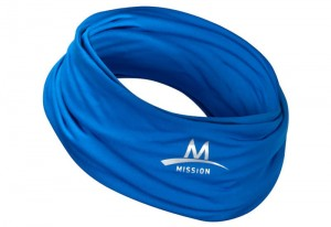 MISSION/ chusta/ Multi Cool, Blue International