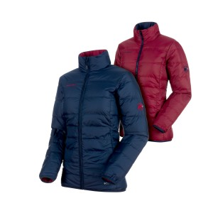 Kurtka MAMMUT Whitehorn IN Jacket Women marine-beet
