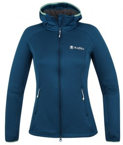 Rafiki Damska bluza Shine Full-Zip Hooded  stargazer