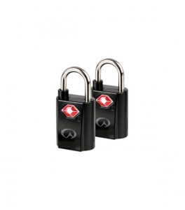 Kłódki  TSA Mini Padlocks Lifeventure