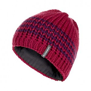 Czapka MAMMUT Nara Beanie beet-grape